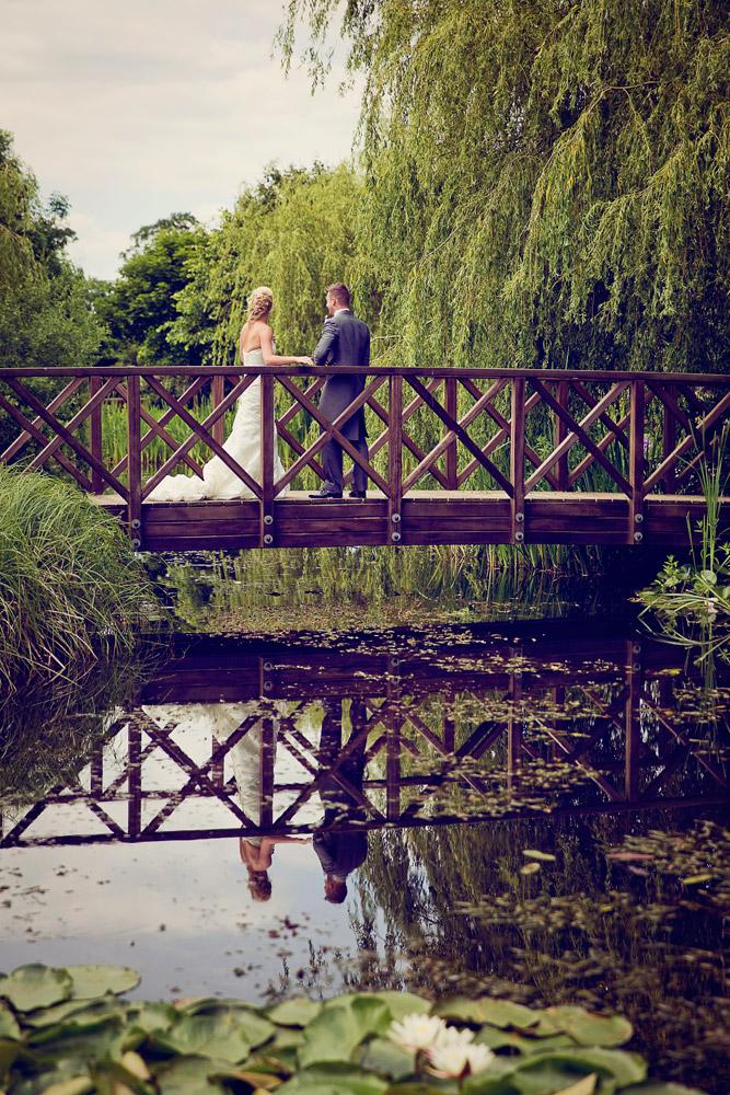 Bride and Groom Bridge