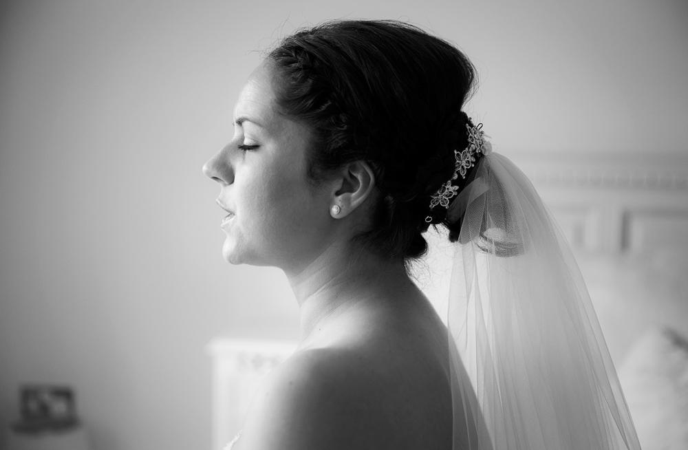 Bride nerves