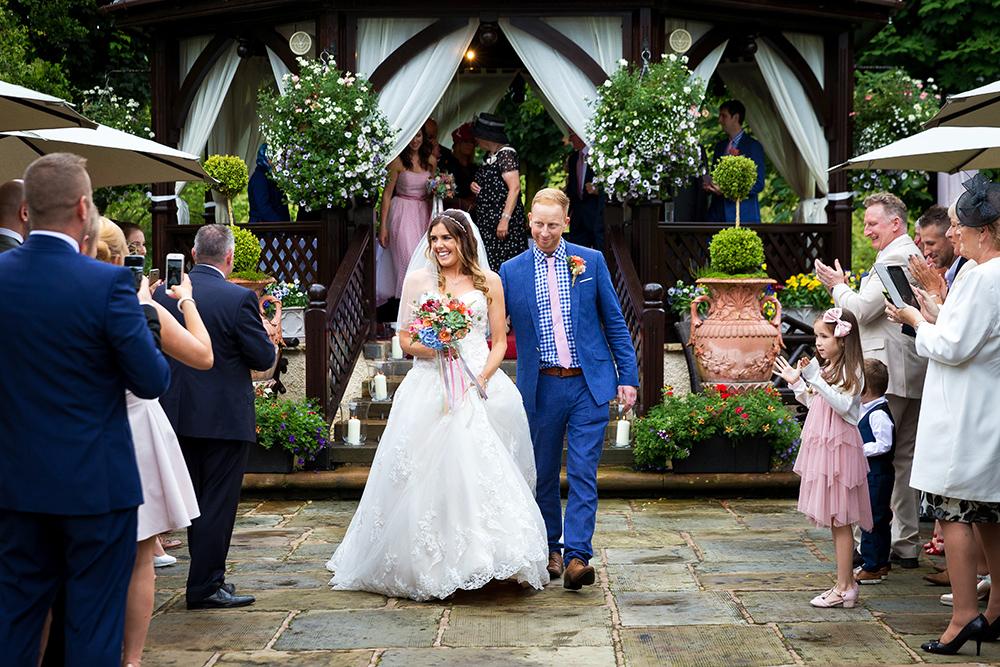 Emma & Mike's Outdoor Wedding at Gibbon Bridge