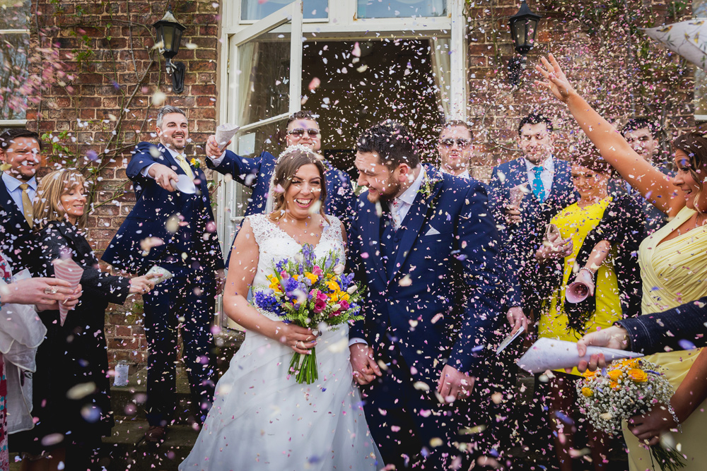 Manchester based wedding photographer
