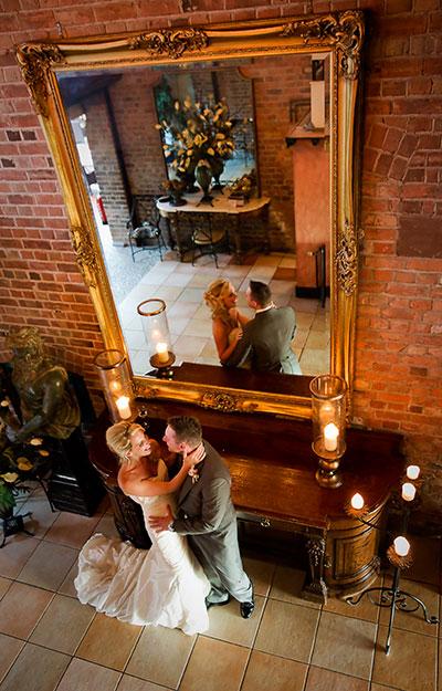 Bride and Groom Mirror