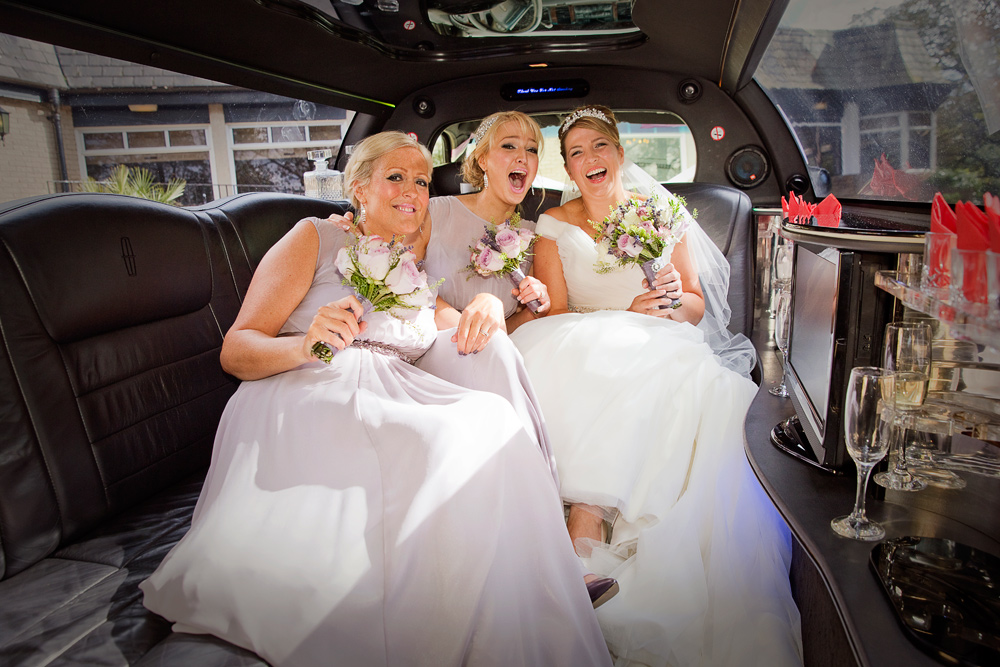 Bridal Party Limo
