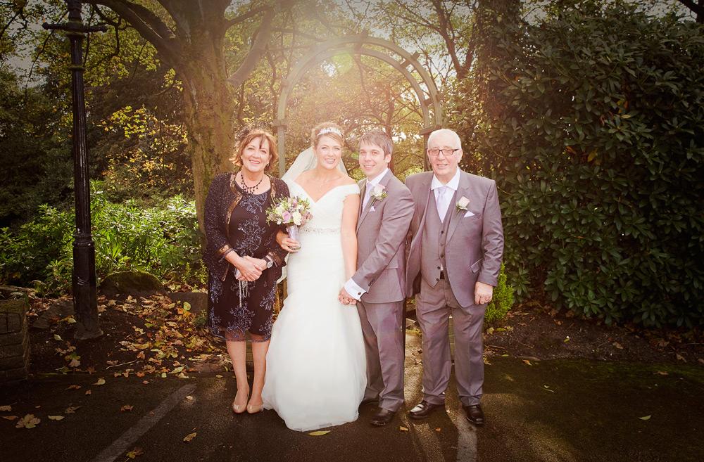 Bride Parents