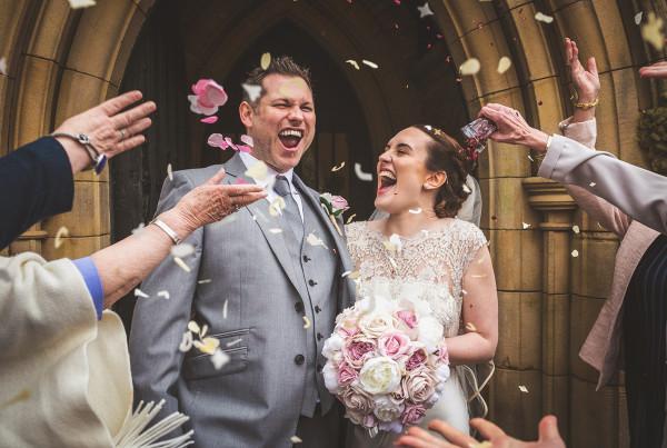 Becca & Danny's Mere Wedding