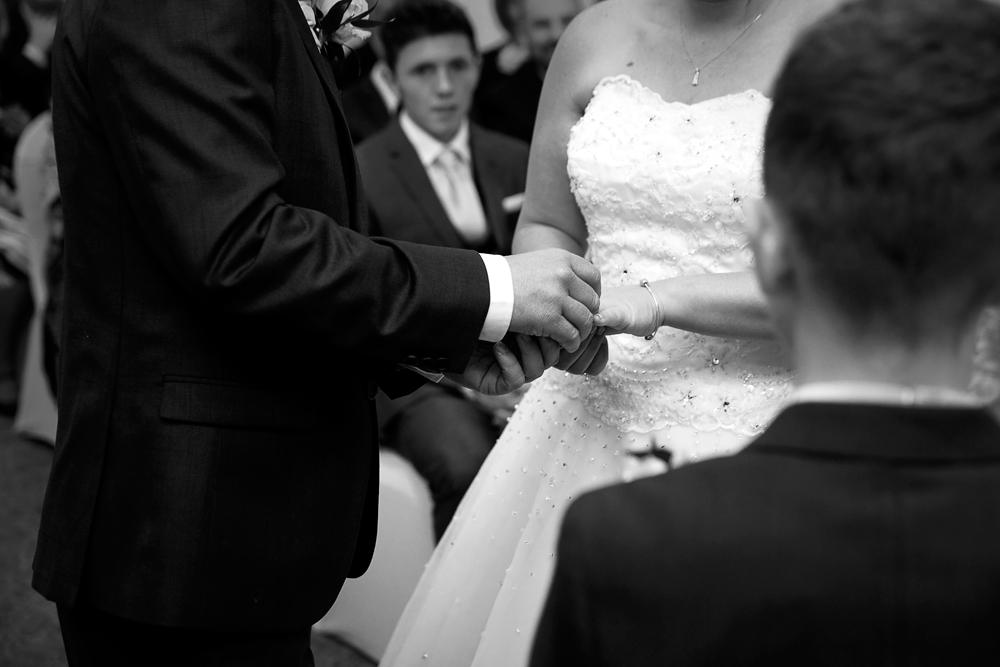 Wedding photographer smokies hotel