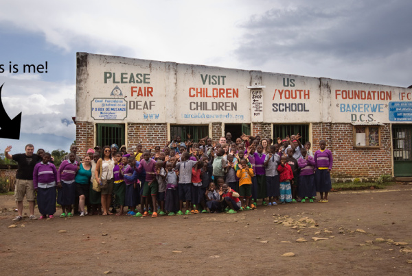 Rwandan school charity