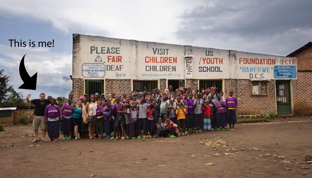 Rwandan school charity
