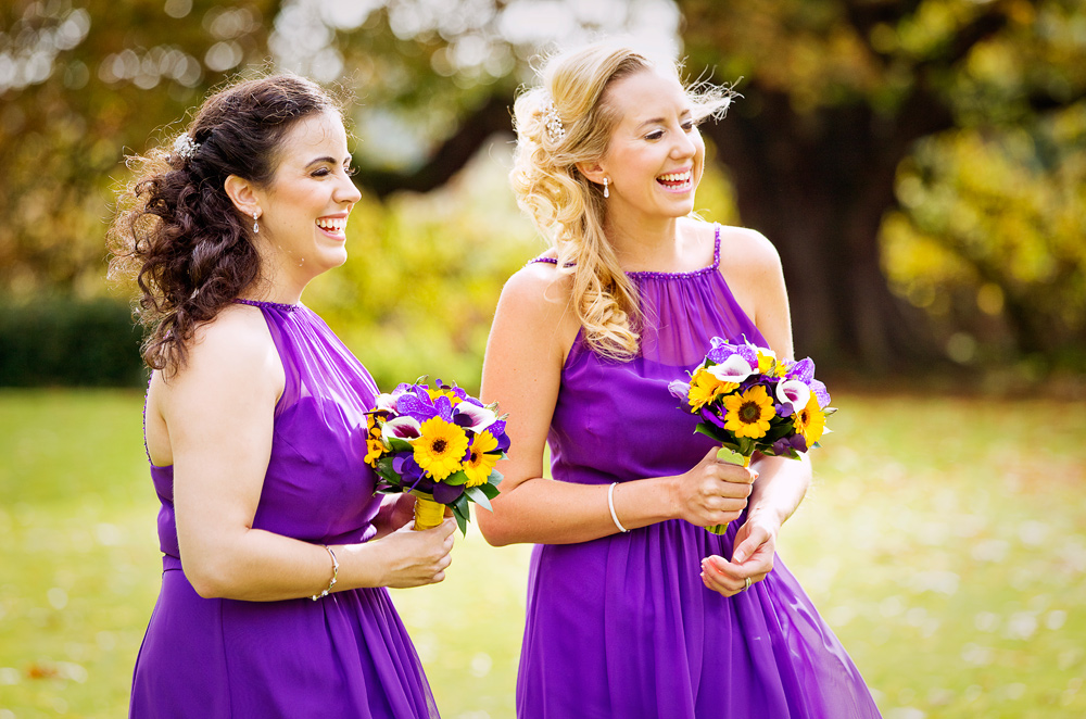 Cheshire Bridesmaids