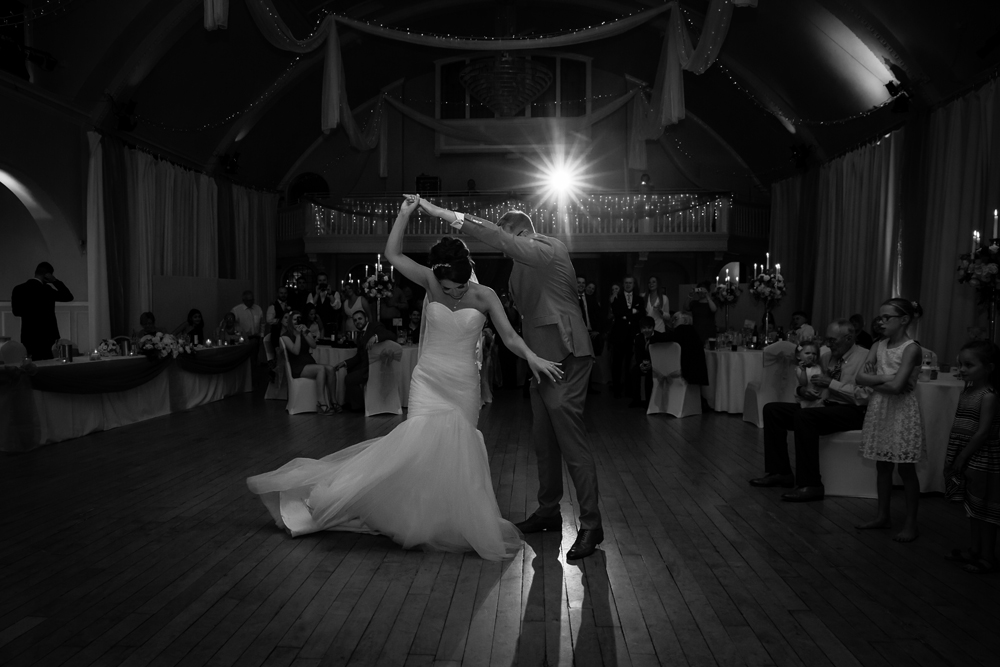 Bowdon Rooms First Dance