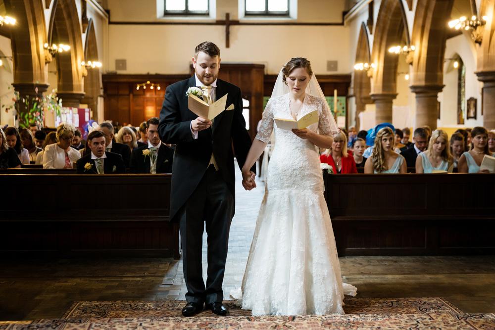 Church Wedding Manchester