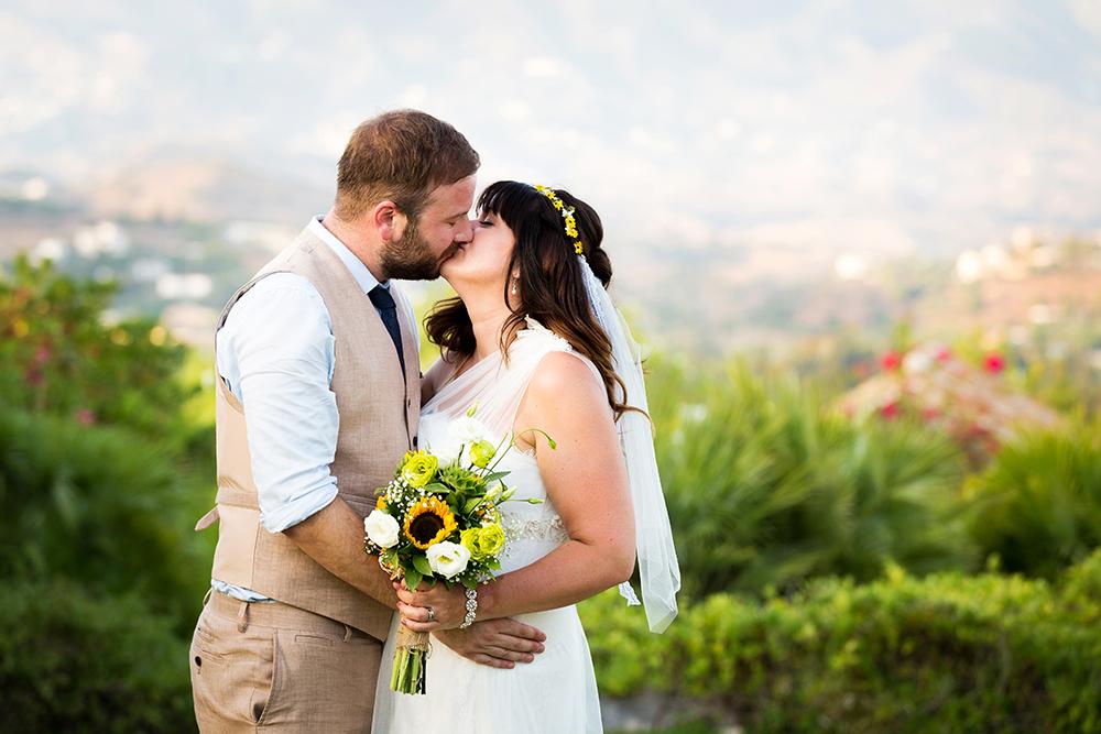 Hacienda San Jose Wedding