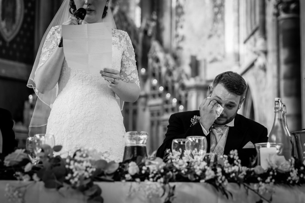 Bridal Speech