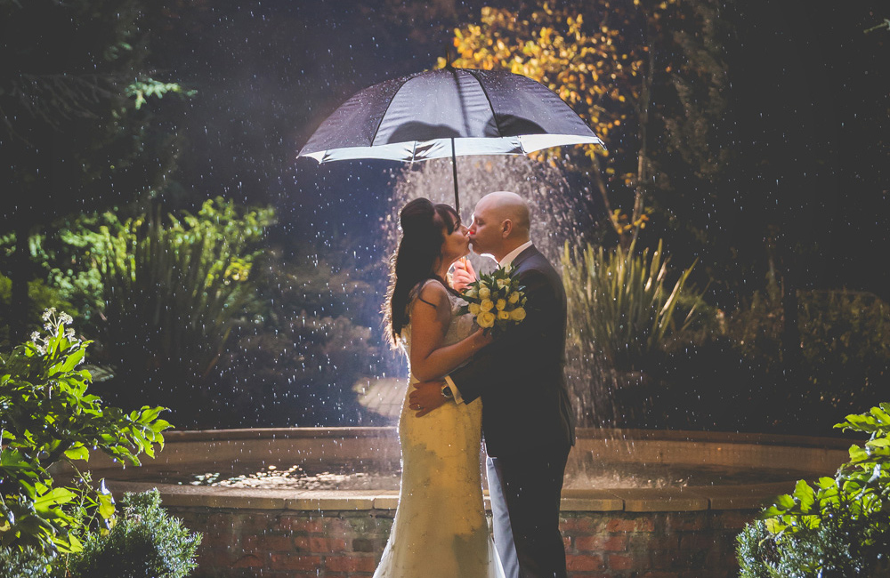 What if it rains on my wedding day?