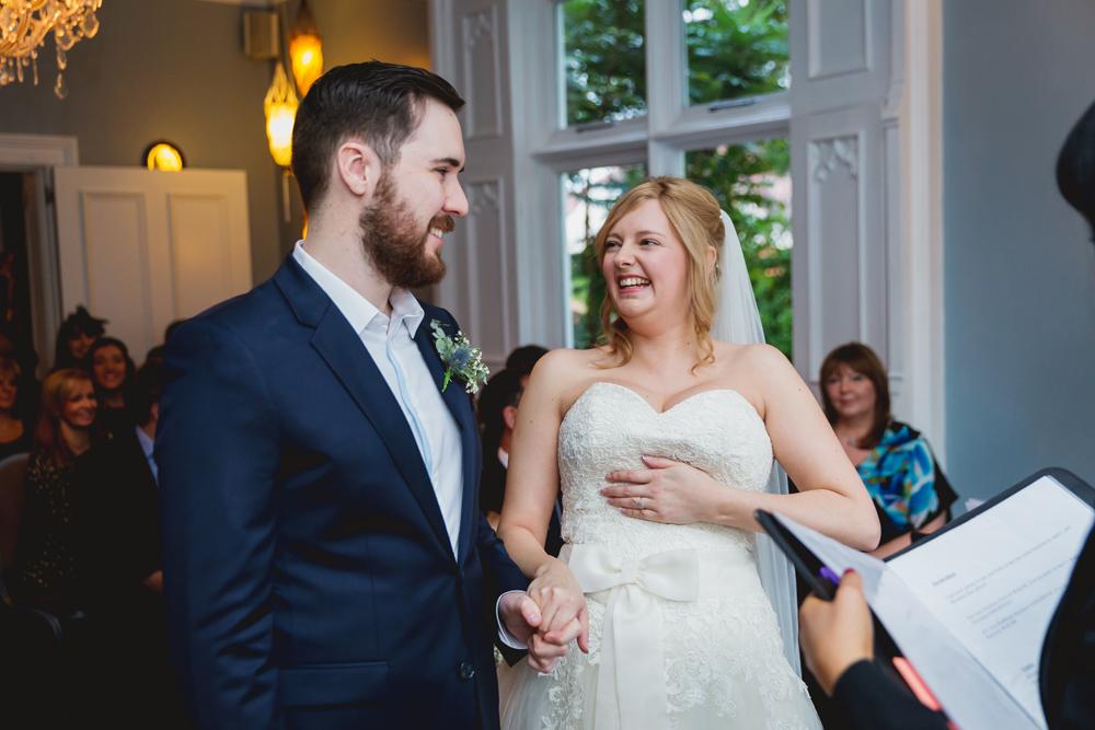 Didsbury Wedding