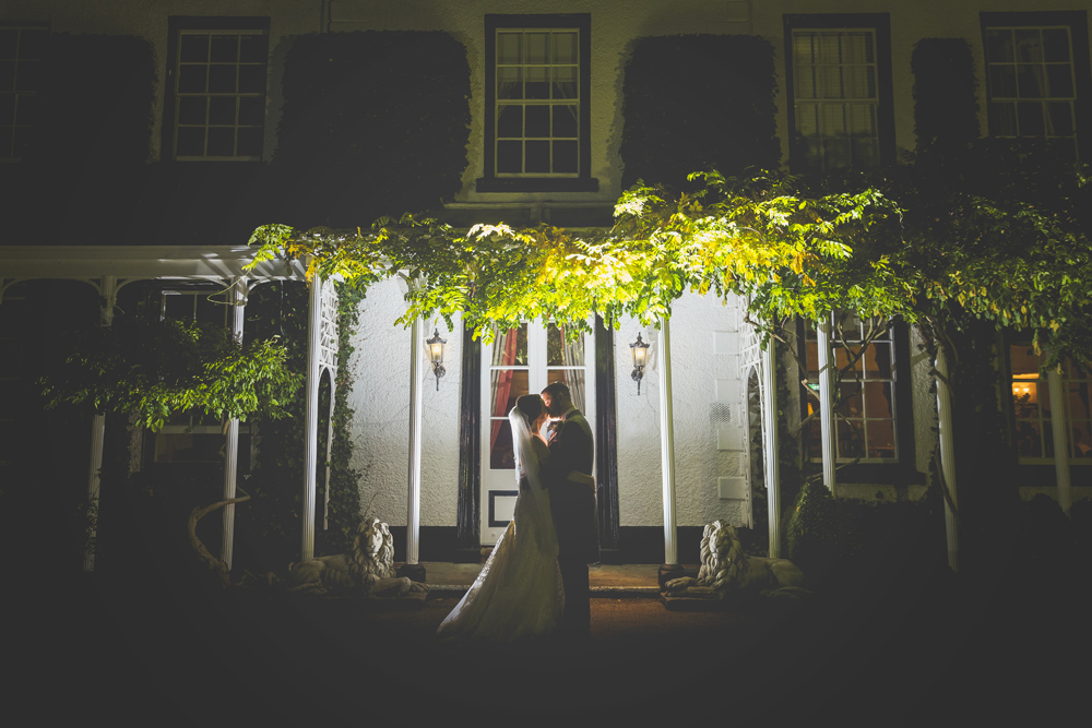 Hannah & Simon's Wedding at Statham Lodge in Cheshire