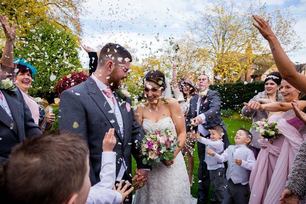 Wedding Confetti Manchester
