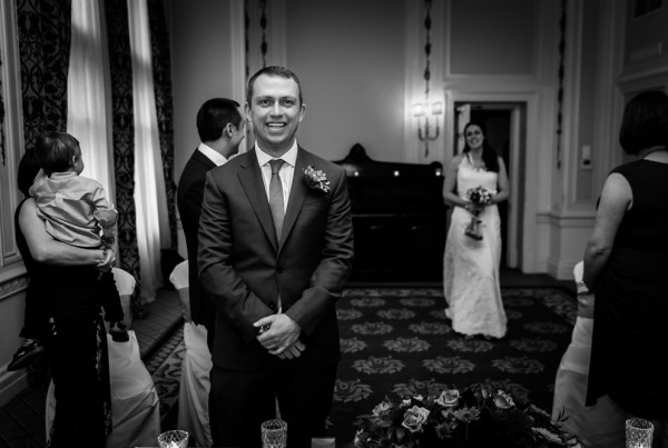 Midland Hotel wedding in Manchester