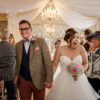 Louise and Ollie's Eaves Hall Wedding in Clitheroe