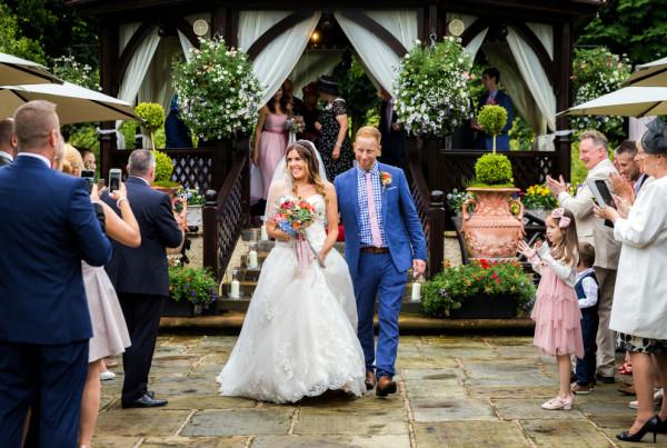Outdoor Wedding at Gibbon Bridge