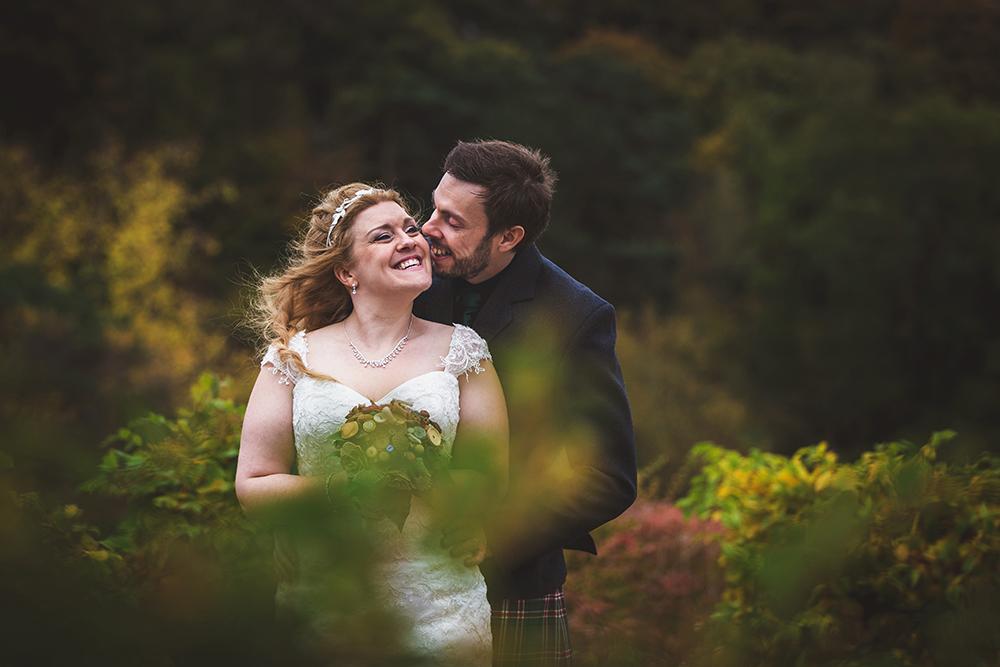 New Lanark Mill Wedding