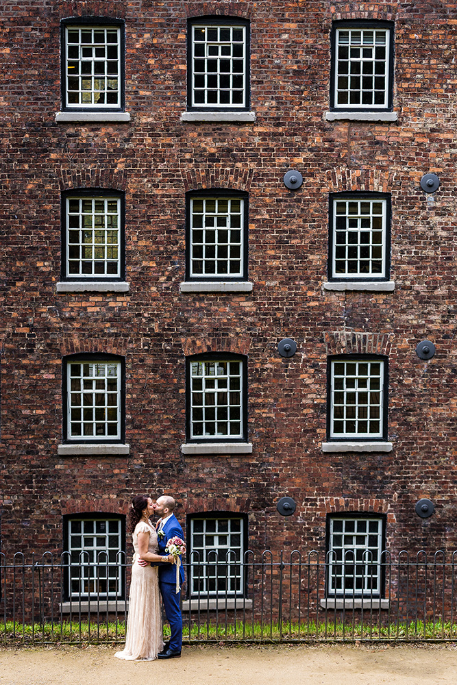 Quarry Bank Mill Wedding