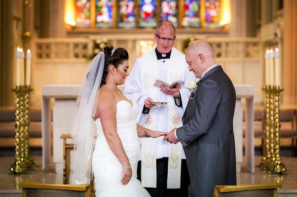 Salford Cathedral Wedding