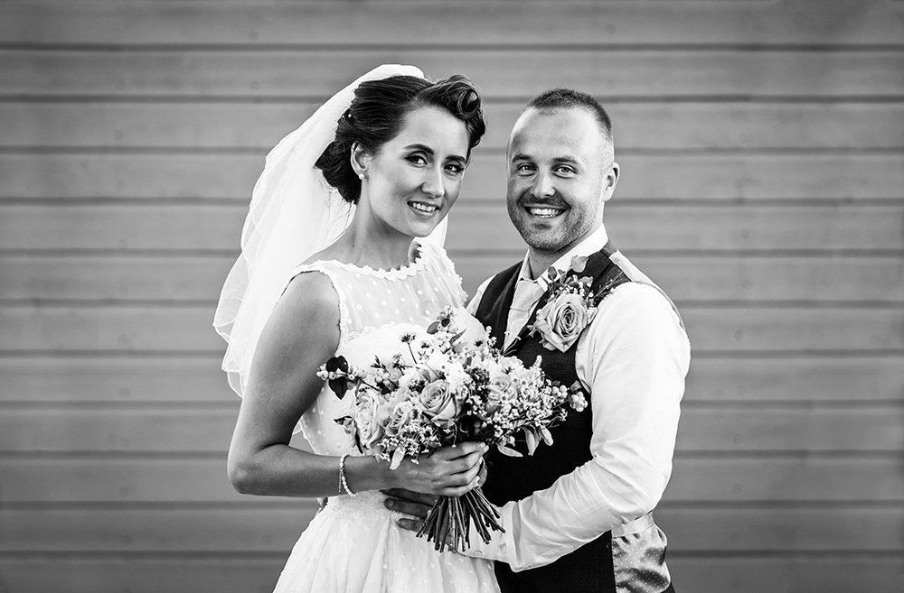 Christie and Kurt's Wellbeing Farm Wedding