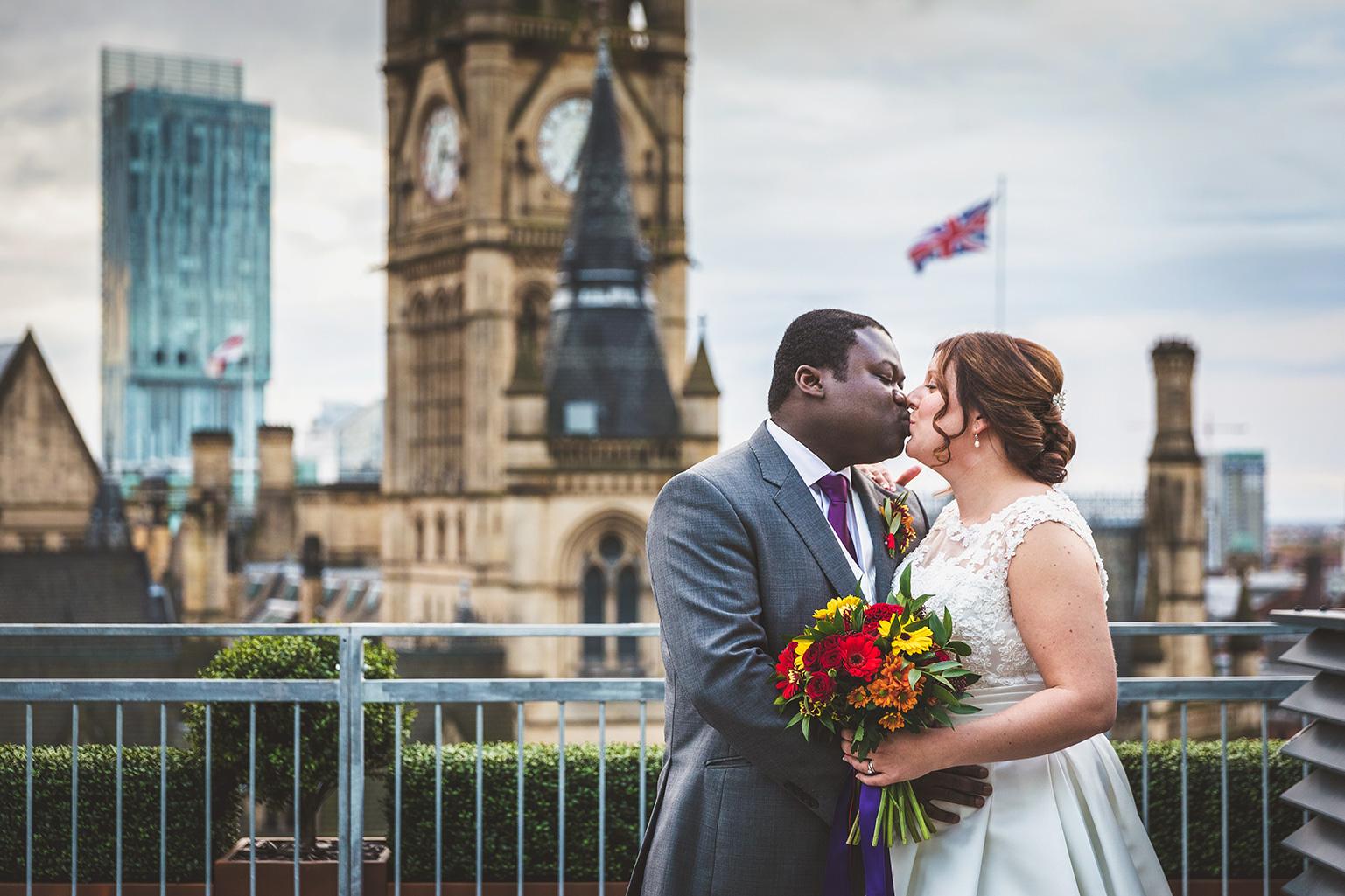 King Street Townhouse wedding