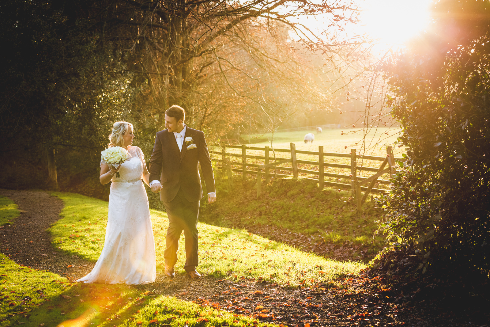 Lois & Chris's Mitton Hall Wedding