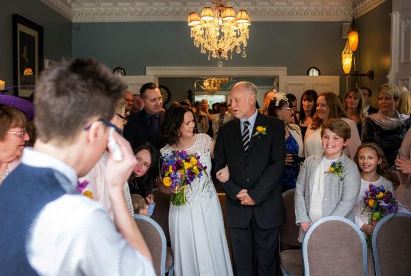Jen & Liz's Eleven Didsbury Park wedding