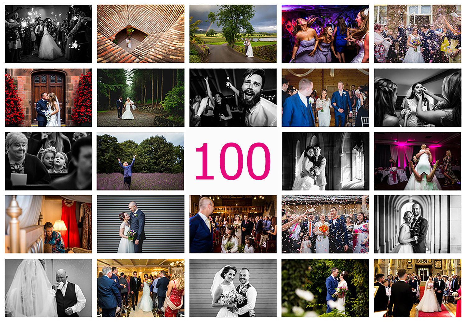 Manchester Wedding Photographer 100 weddings