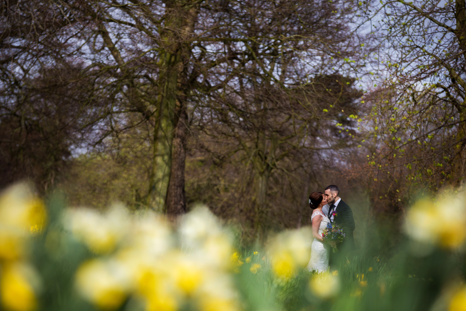 Sara & Luke's Meols Hall Wedding in Southport