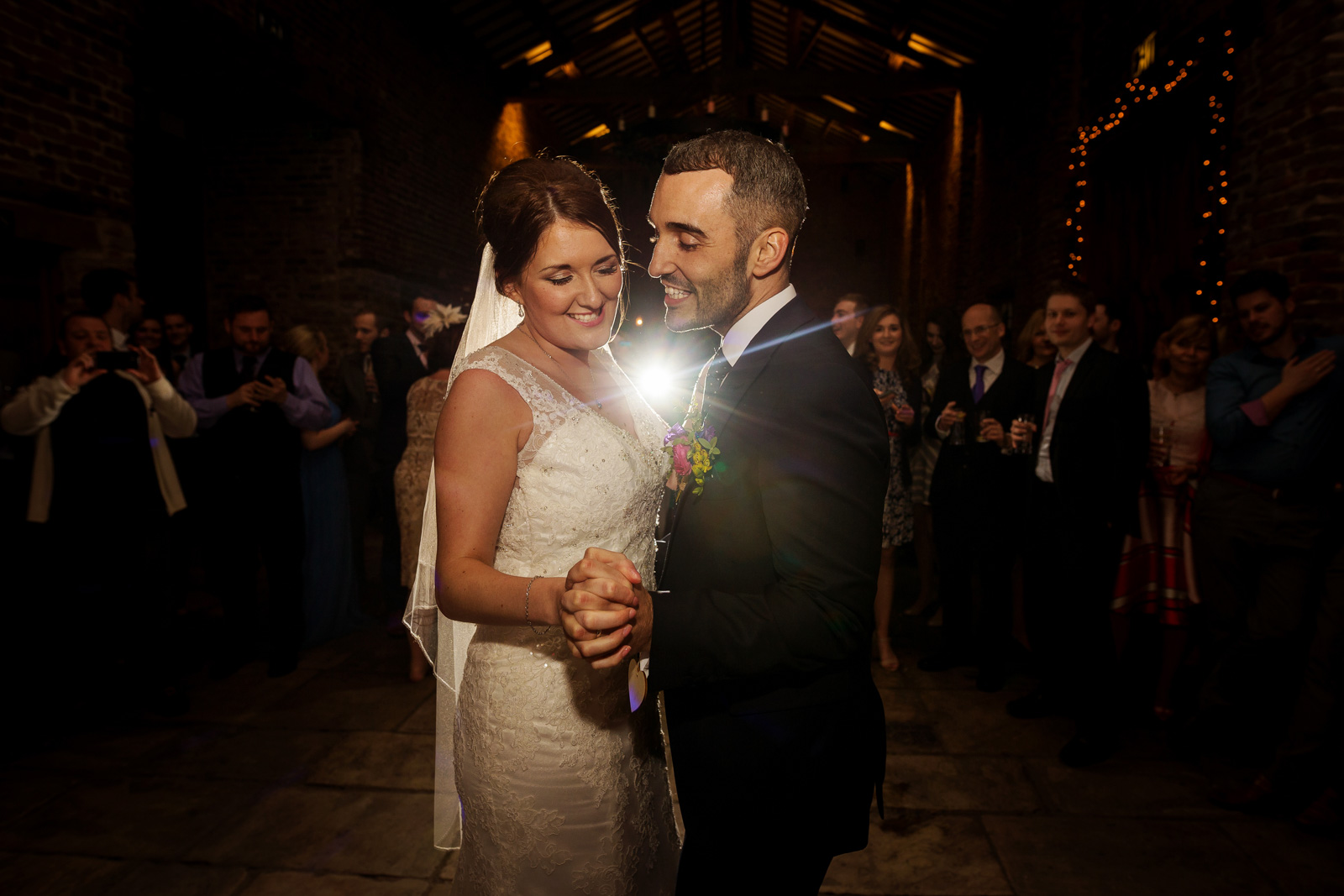 Meols Hall Wedding in Southport