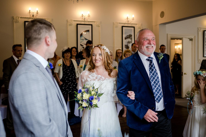 Jo & Martyn's Durker Roods Hotel Wedding