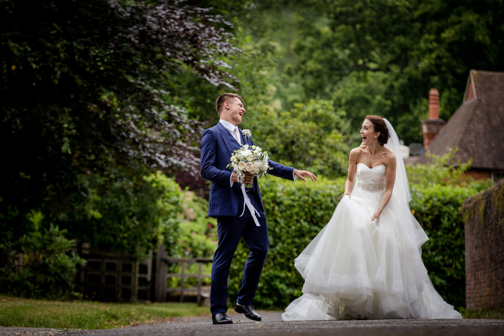 A stunning Hambledon House Wedding in Surrey