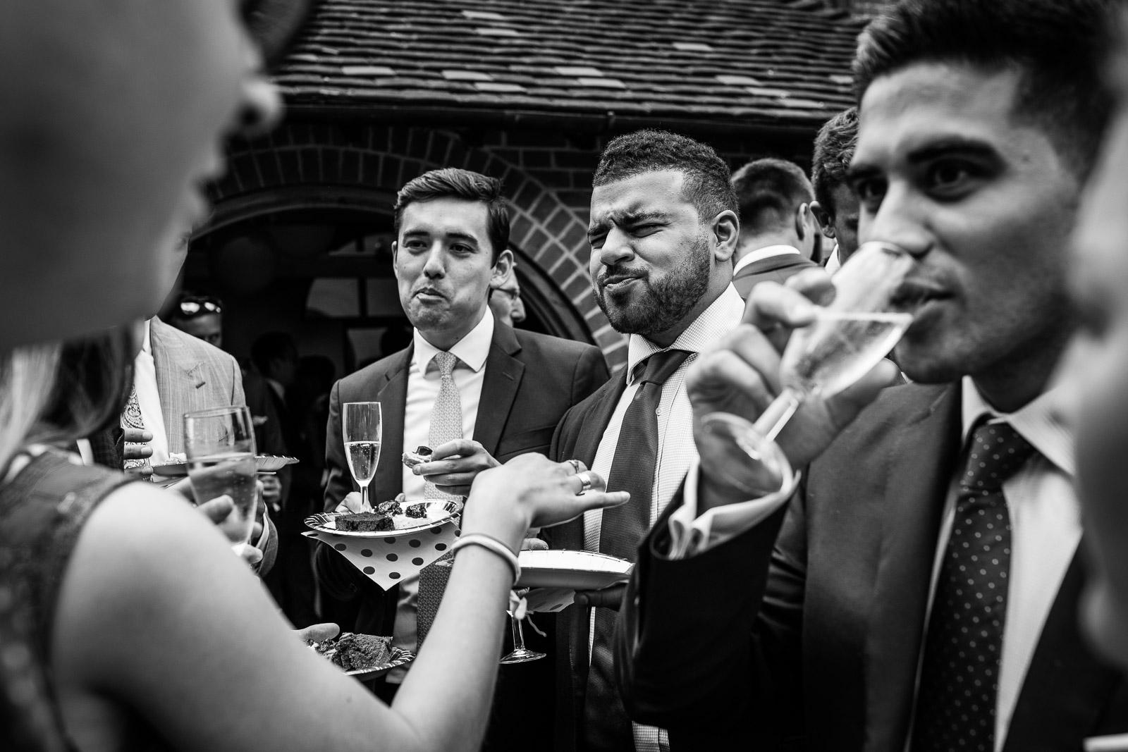 Hambledon House Wedding in Surrey