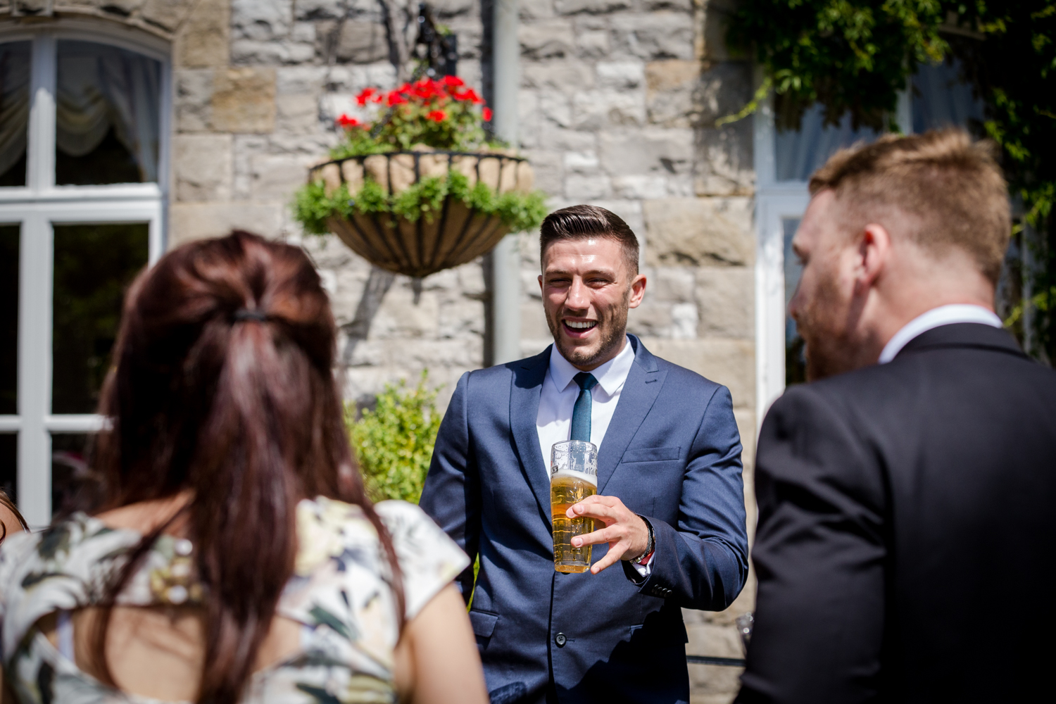 Grange Hotel Wedding in the Lake District