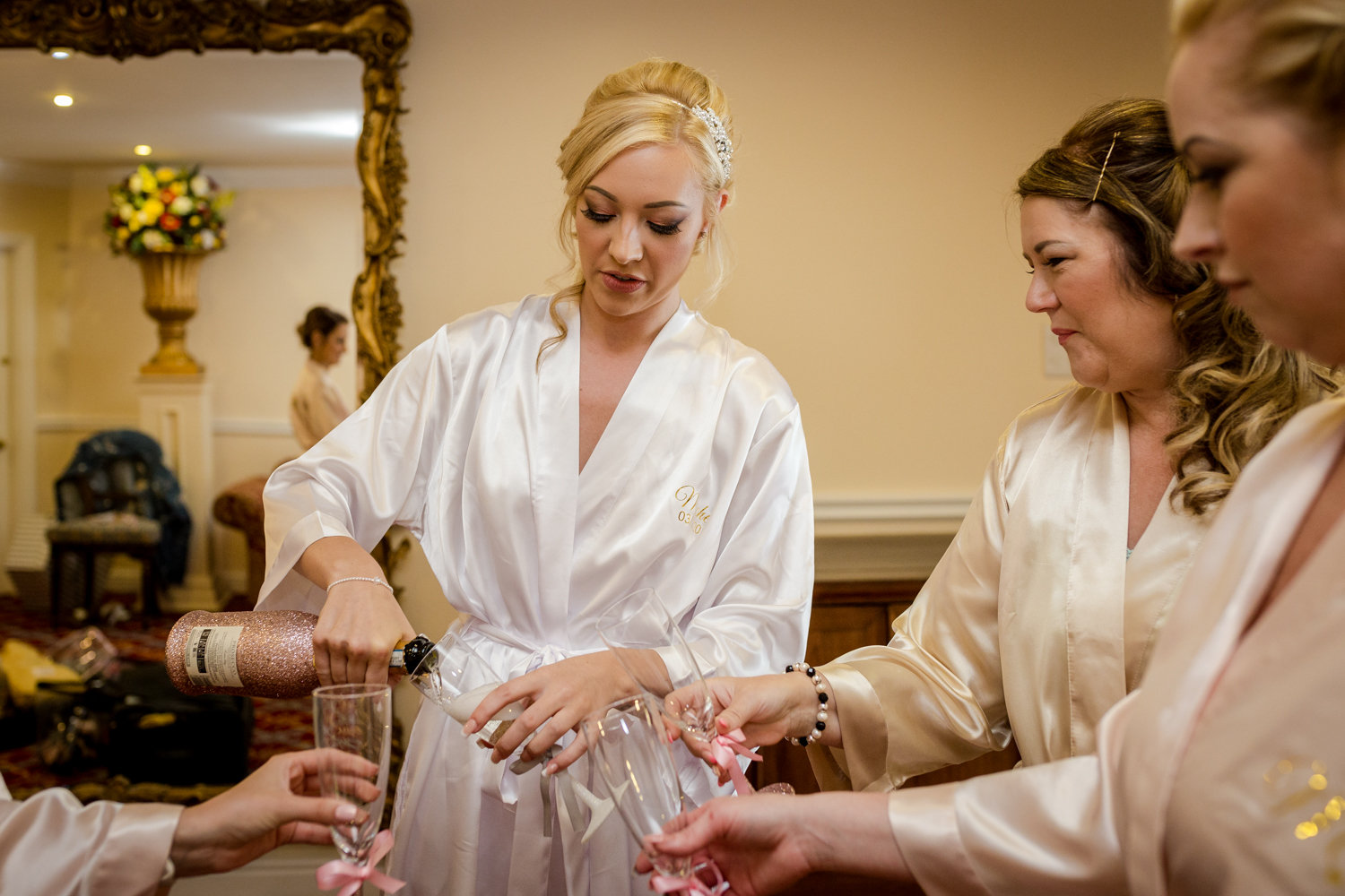 Grange Hotel Wedding in Cumbria