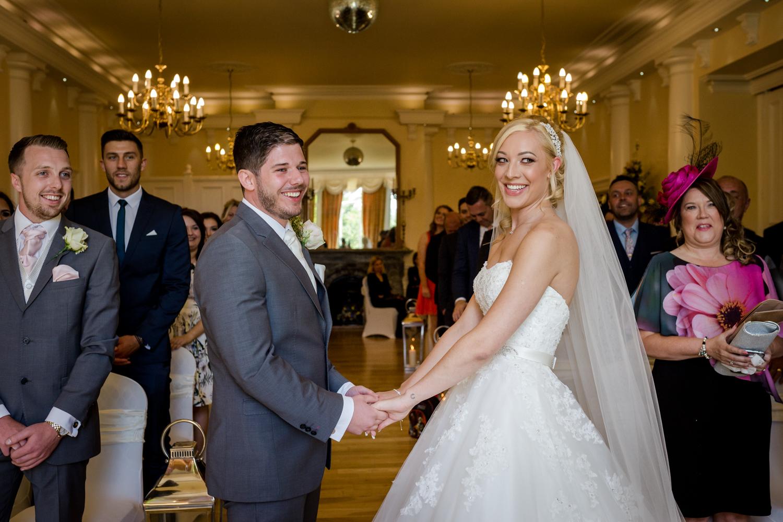 Grange Hotel Wedding in Cumbria