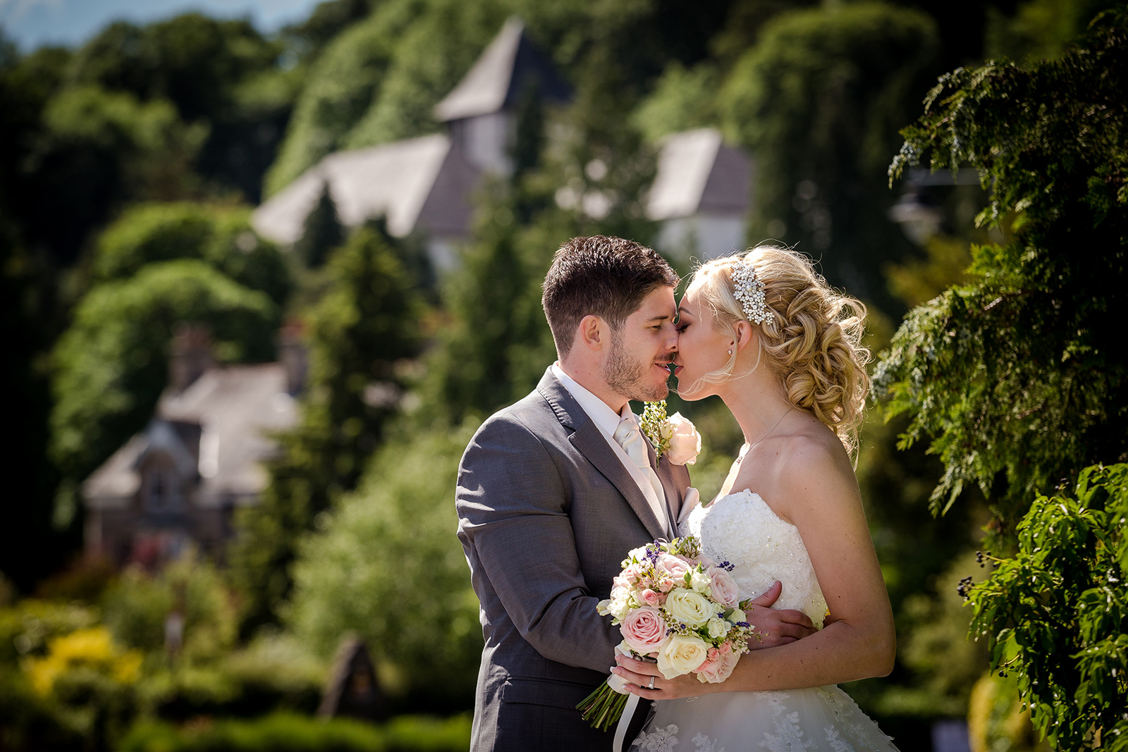 Michelle & Chris's Grange Hotel Wedding in the Lake District