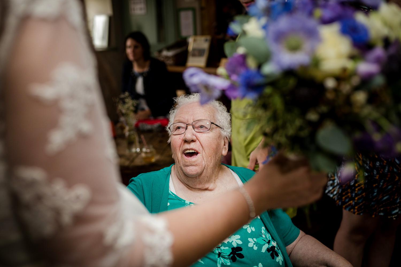 Wellbeing Farm Wedding Lancashire