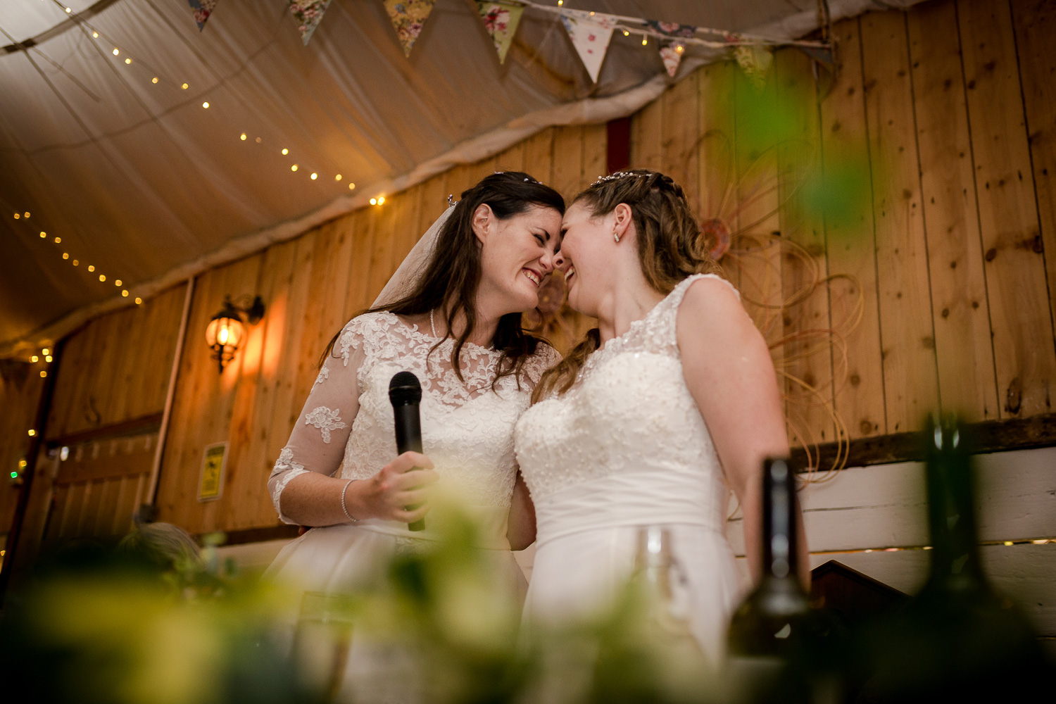 Wellbeing Farm Wedding in Lancashire