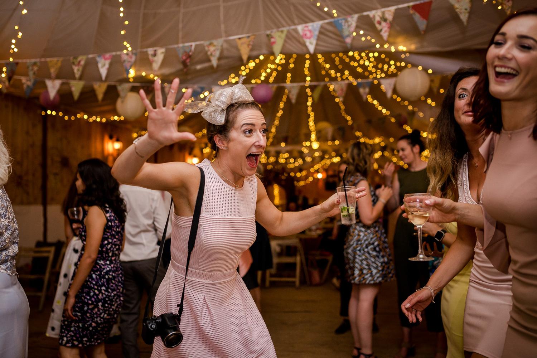 Wellbeing Farm Wedding in Lancashire