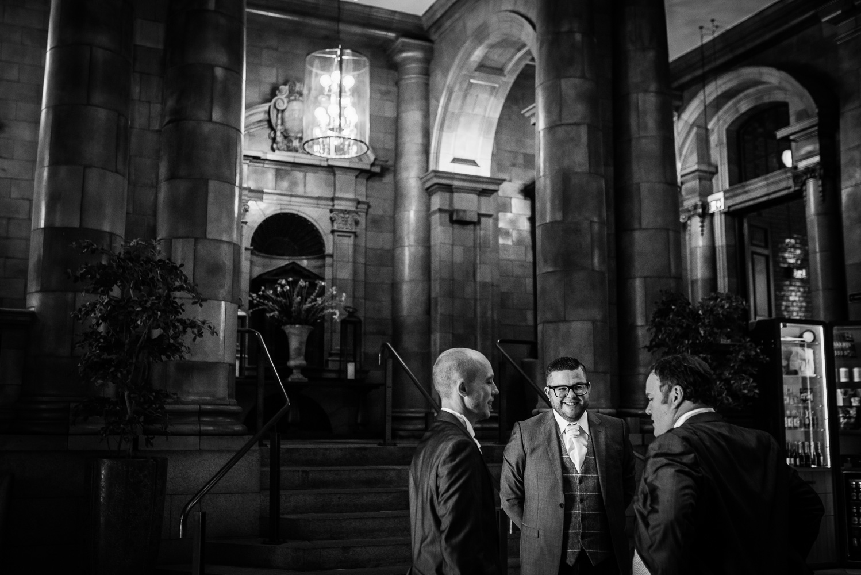 Manchester Museum Wedding