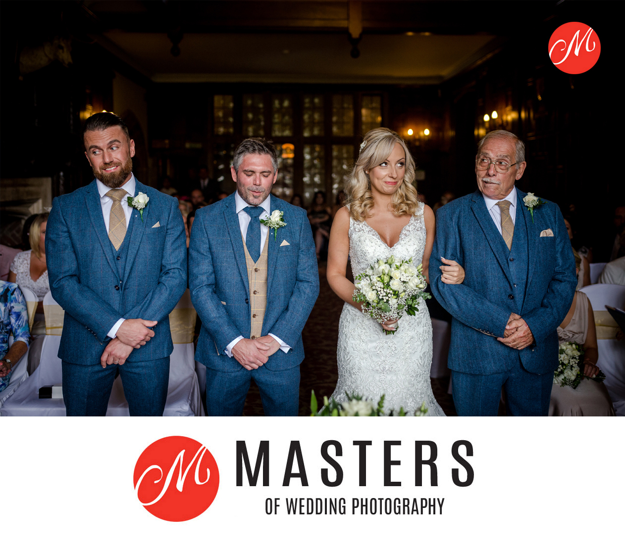 Masters of Wedding Photography