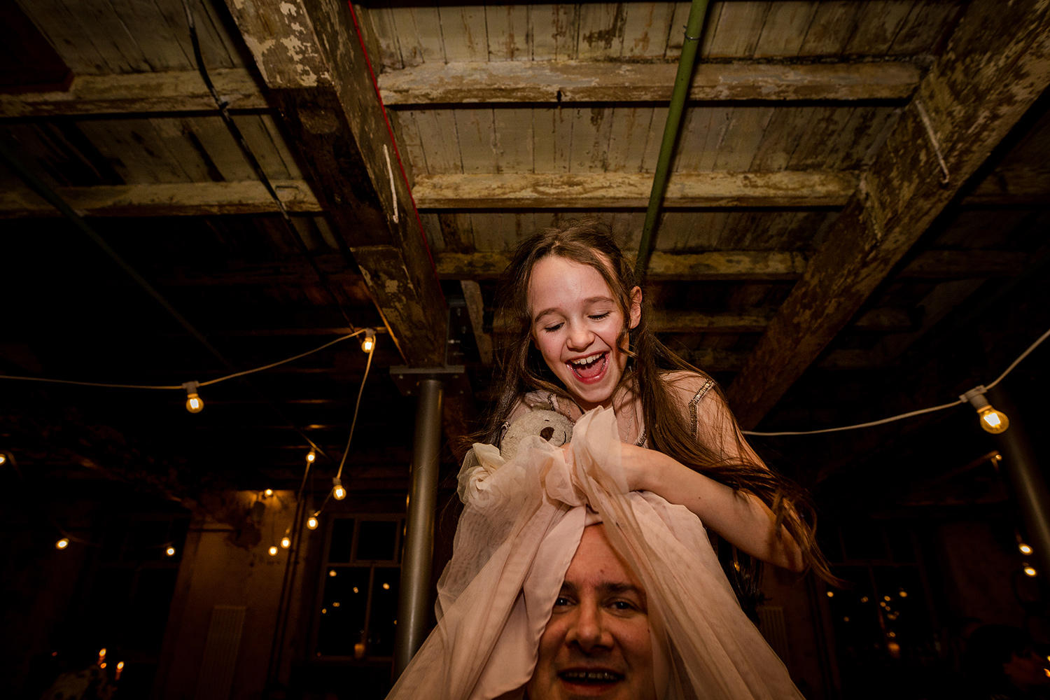 Holmes Mill Wedding Party