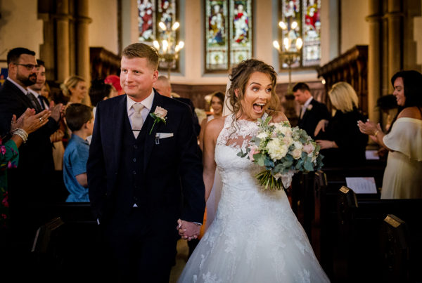 Nunsmere Hall Hotel Wedding in Cheshire