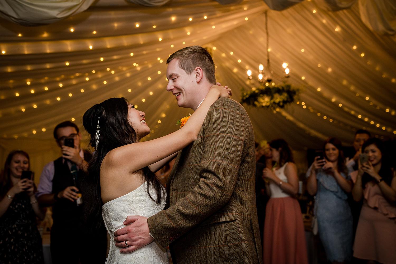 Wedding fun at a Hilltop Country House Wedding
