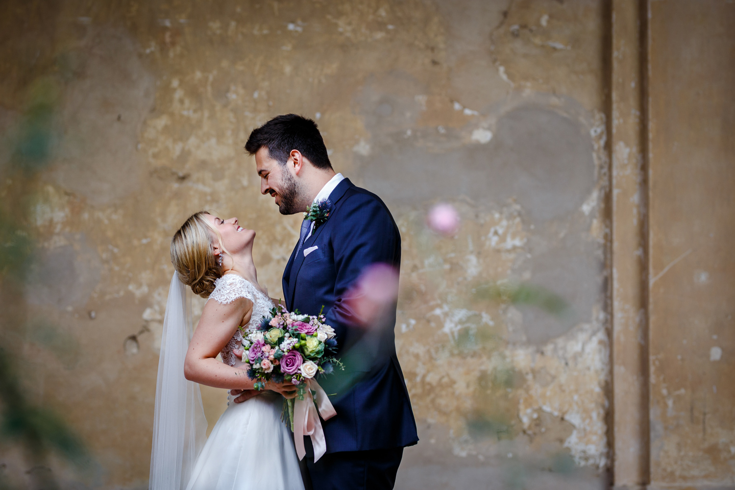 Katy & Tom's Villa Catignano Wedding in Siena, Italy