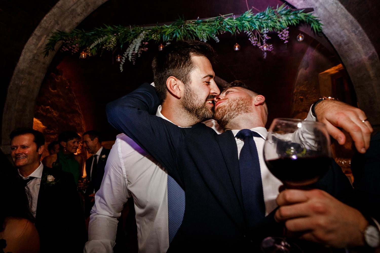 A Villa Catignano wedding
